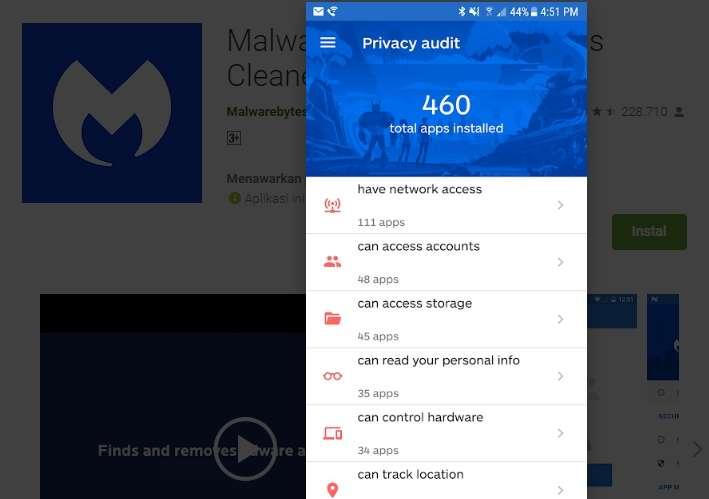 Privasi Audit Keamanan