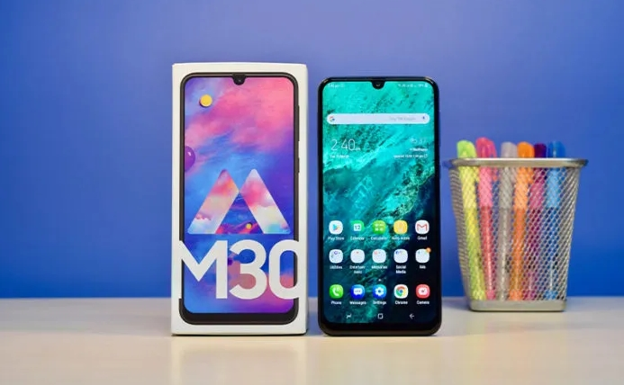 Harga Dan Spesifikasi Samsung Galaxy M30