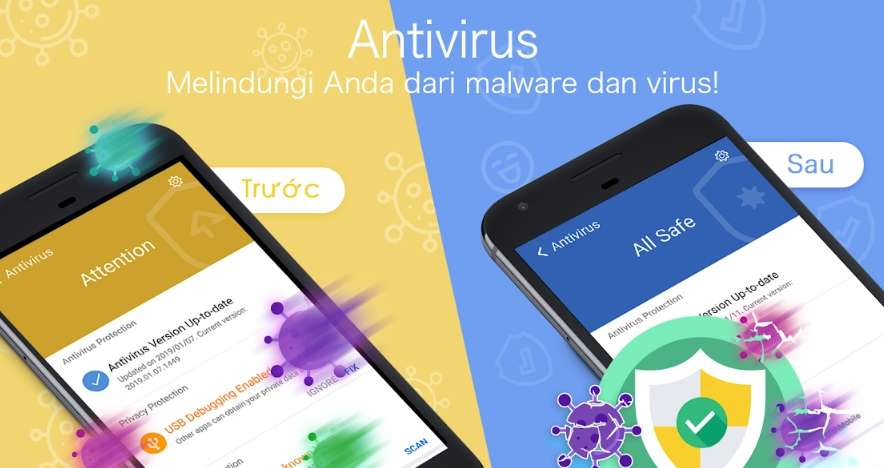 Sebagai Antivirus