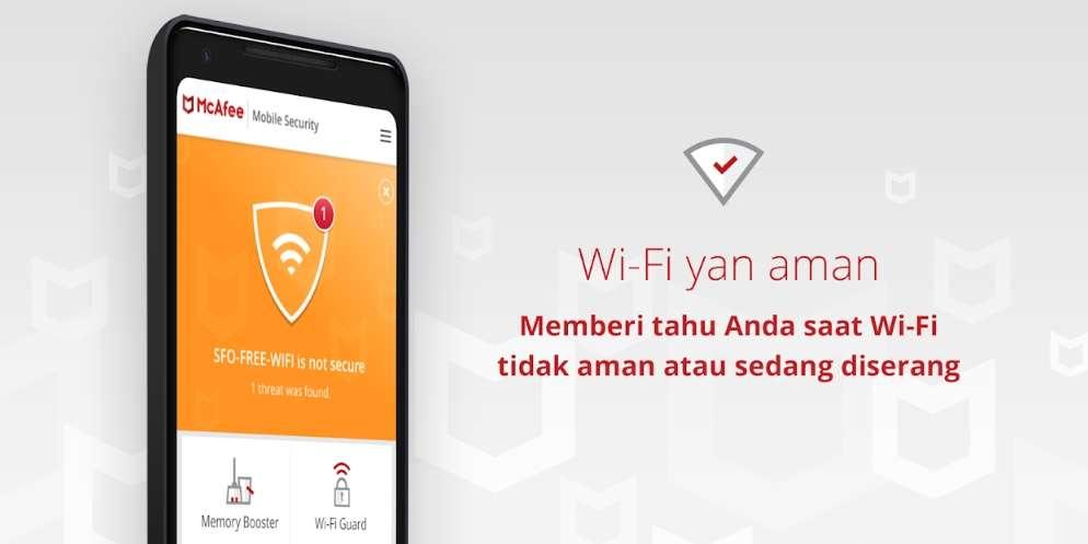Wifi Aman Dengan Notifikasi