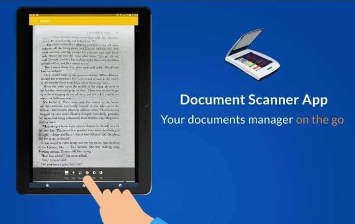 Docfy - Aplikasi Pemindai PDF