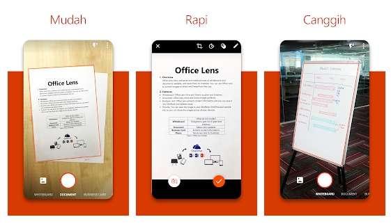 Microsoft Office Lens - PDF Scanner