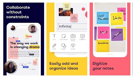 Miro - formerly RealtimeBoard Online Whiteboard